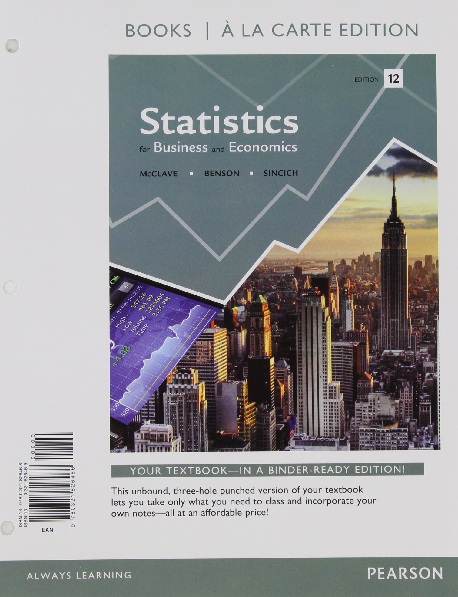 Statistics For Business And Economics 12th Edition Pdf
