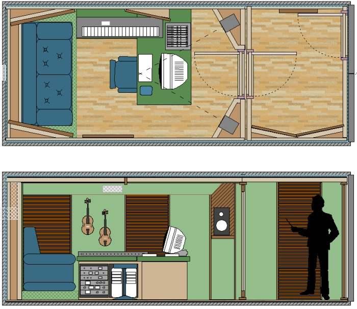 Studio Desk Plans Pdf