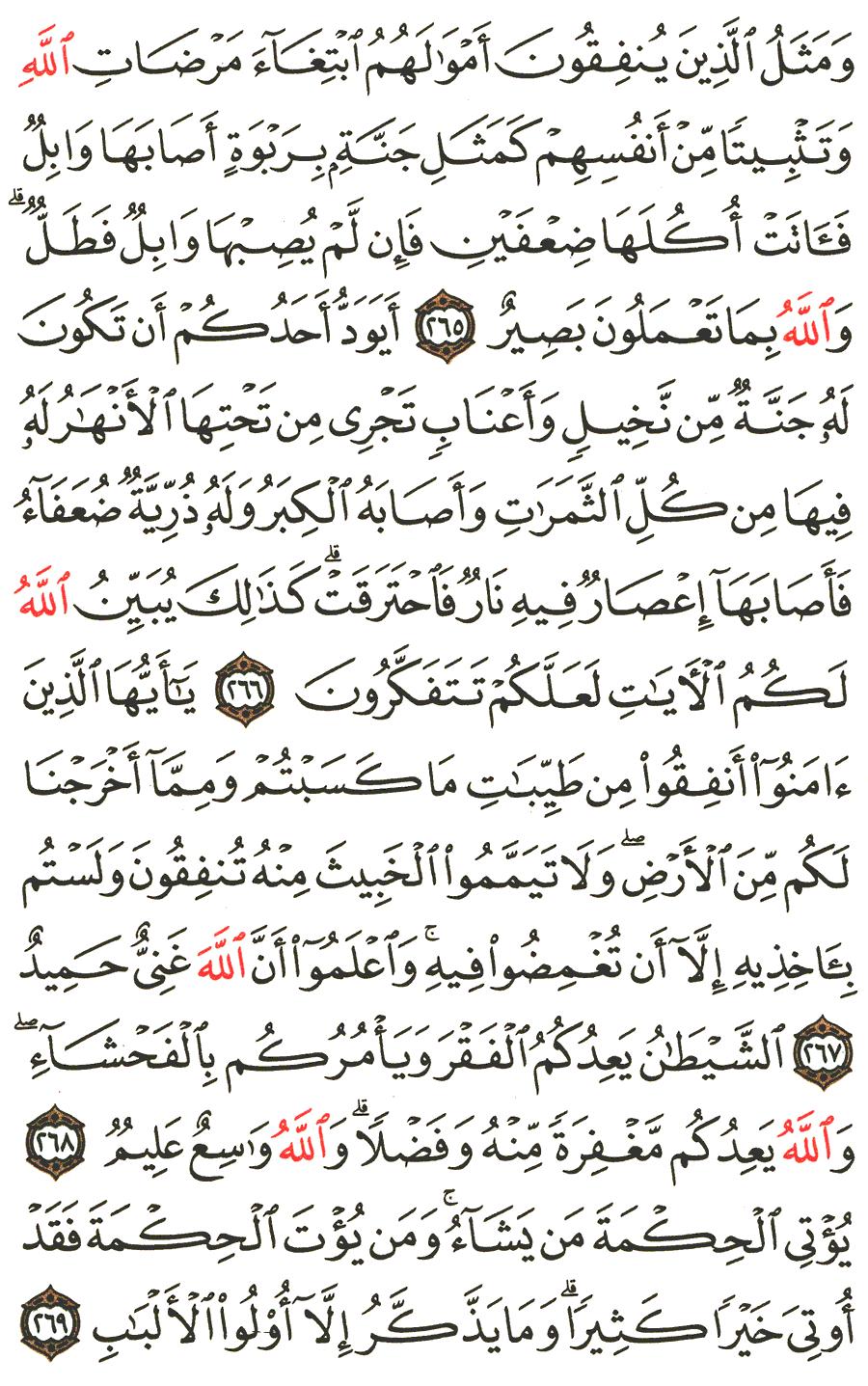 Surah Baqarah Full Pdf Download