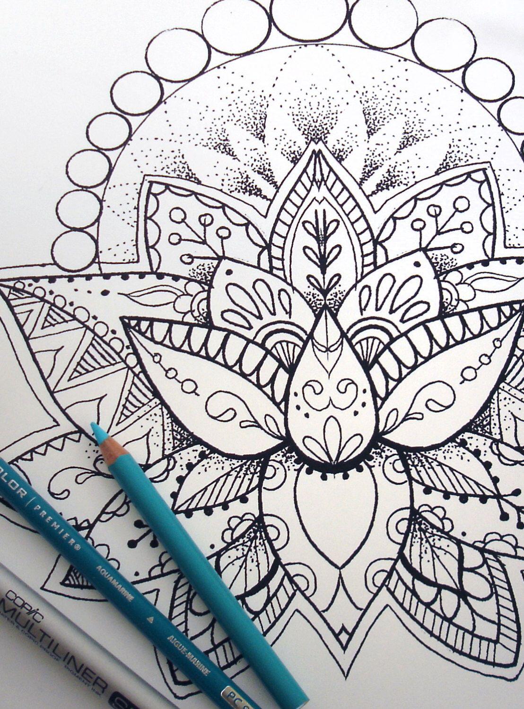 Tattoo Coloring Book Pdf