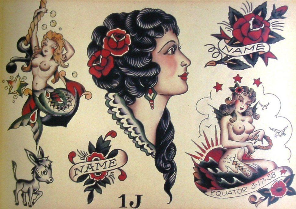 Tattoo Flash Book Pdf