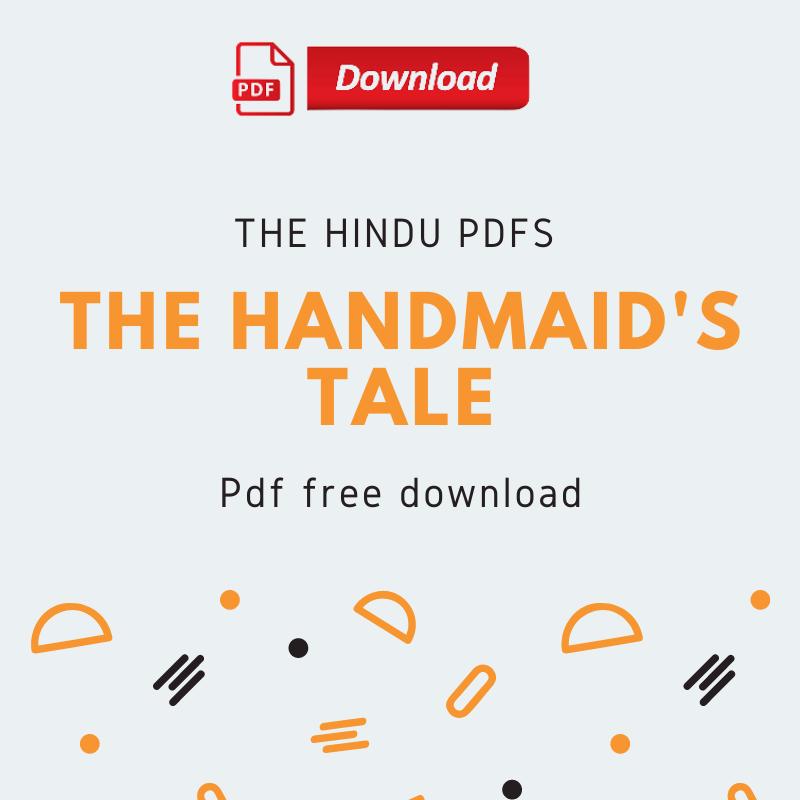 The Handmaids Tale Pdf Free