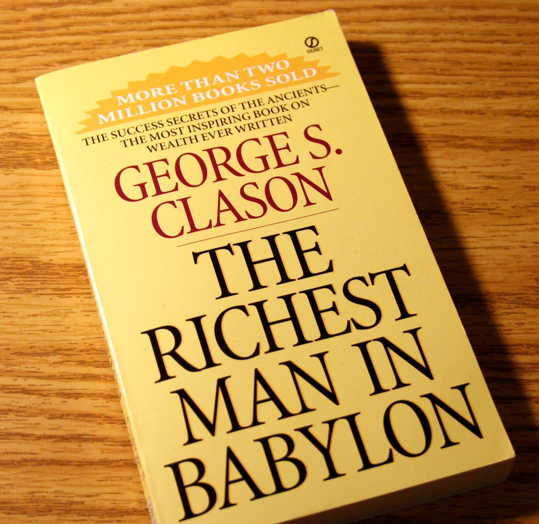 The Richest Man In Babylon Free Pdf