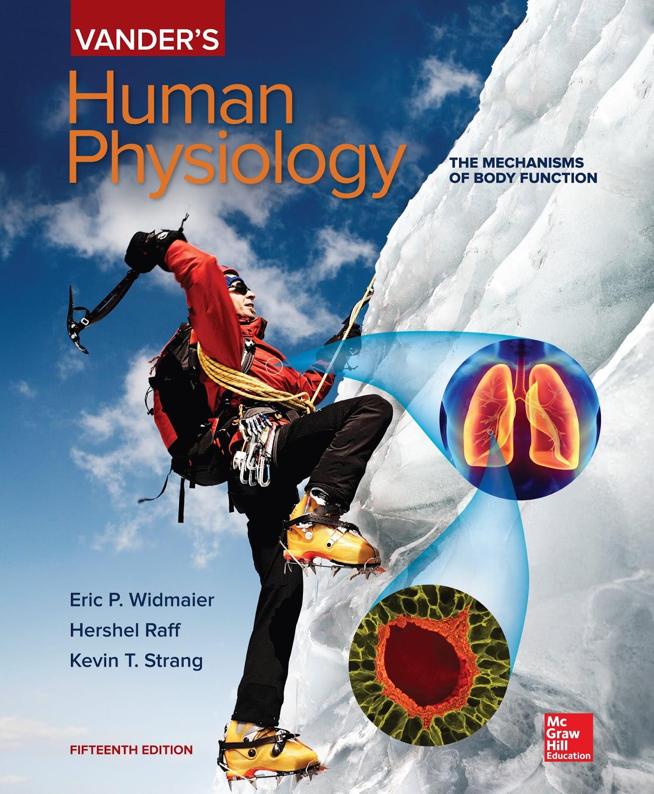 Vanders Human Physiology 15th Edition Pdf