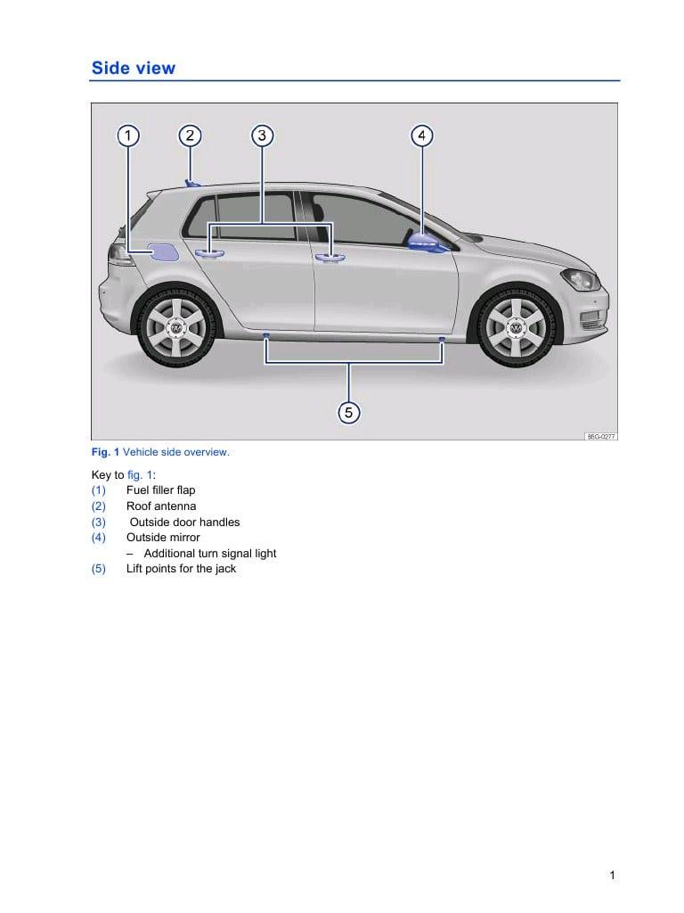 Volkswagen Atlas Owners Manual Pdf