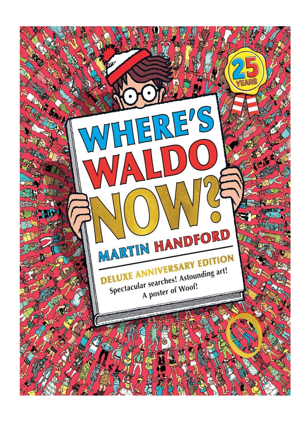 Wheres Waldo Pdf