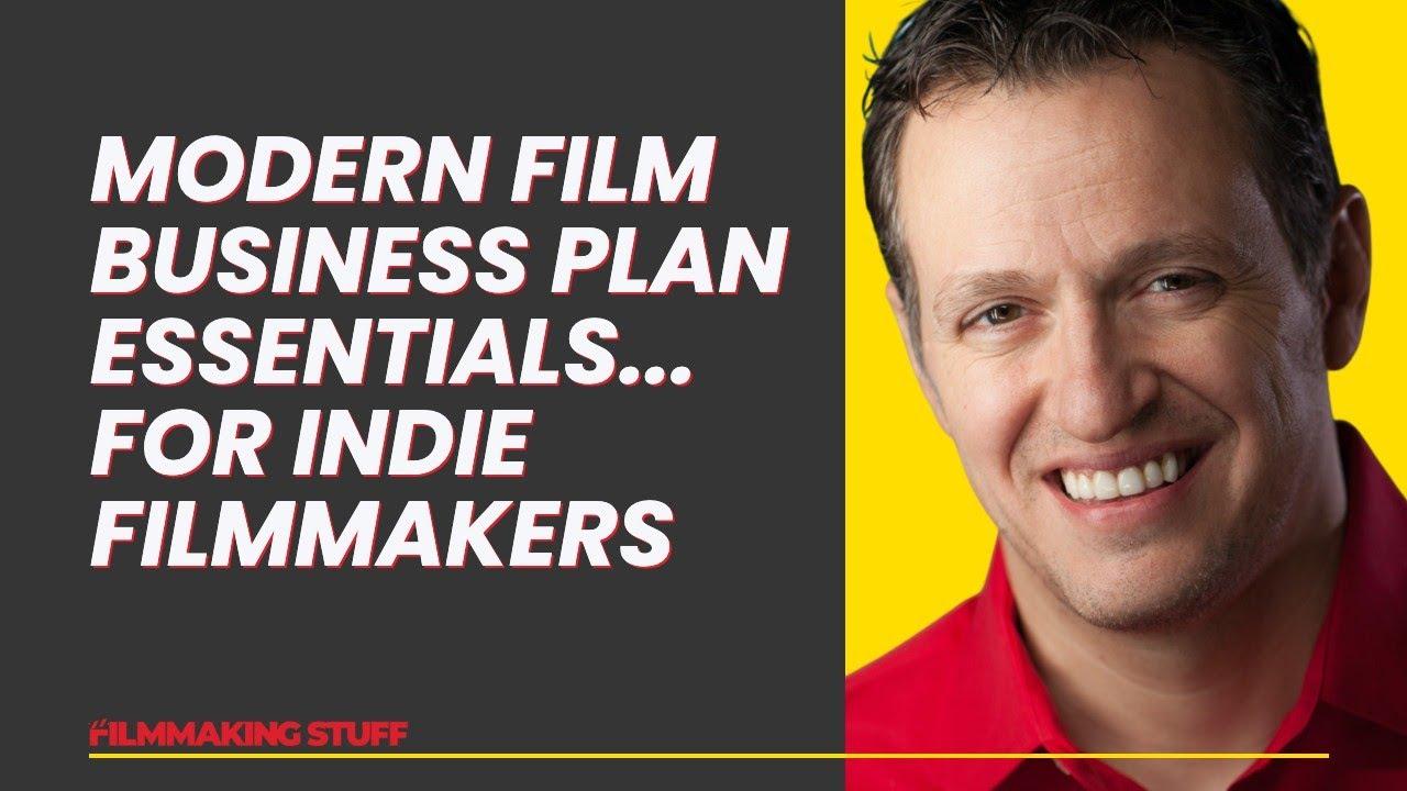 Blue Film Production Company Business Plan Pdf