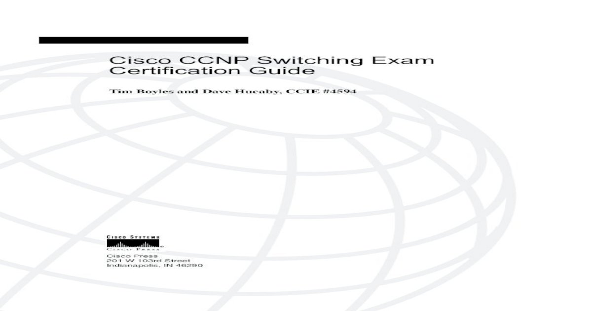 Ccnp Switching Study Guide.pdf