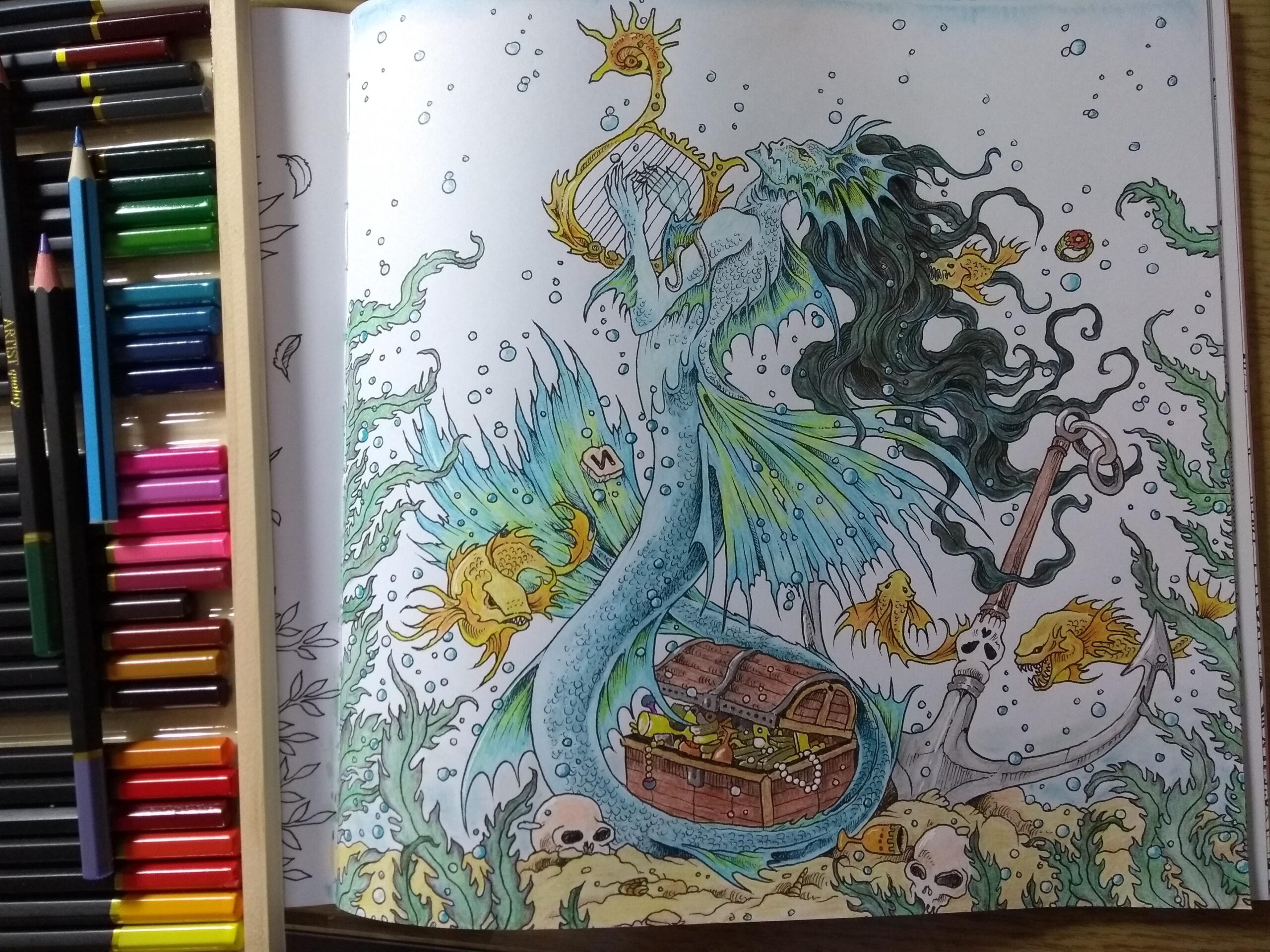 Coloring Book Of Shadows Witch Life Pdf