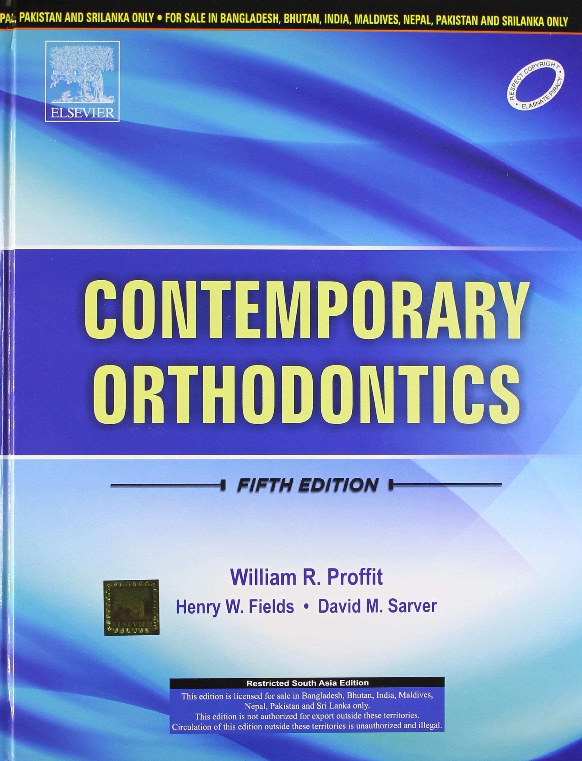 Contemporary Orthodontics 6th Edition Pdf Download