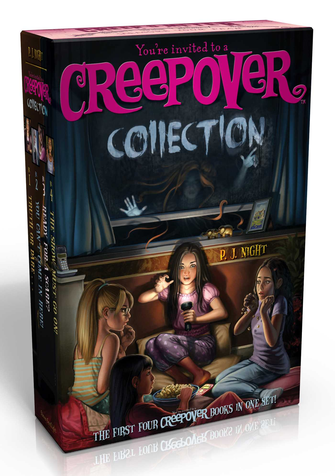 Creepover Books Pdf