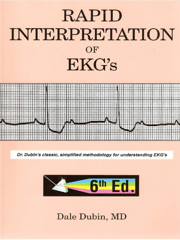 Dale Dubin Rapid Interpretation Of Ekg Pdf Free Download