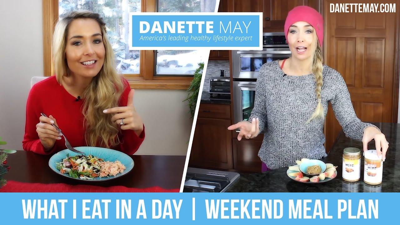Danette May Week 1 Meal Plan Pdf