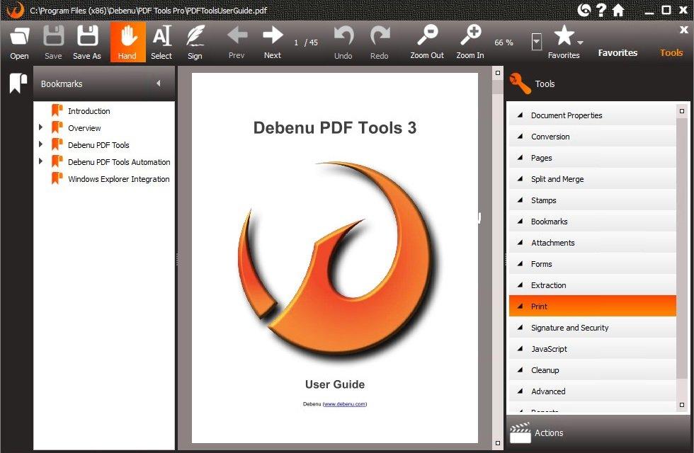 Debenu Pdf Tools Pro Download