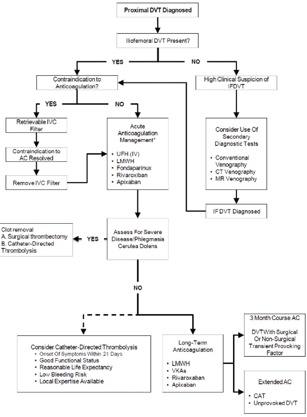 Dvt Treatment Guidelines 2020 Pdf