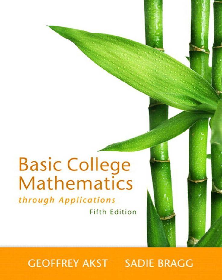 Elementary And Intermediate Algebra 5th Edition Pdf