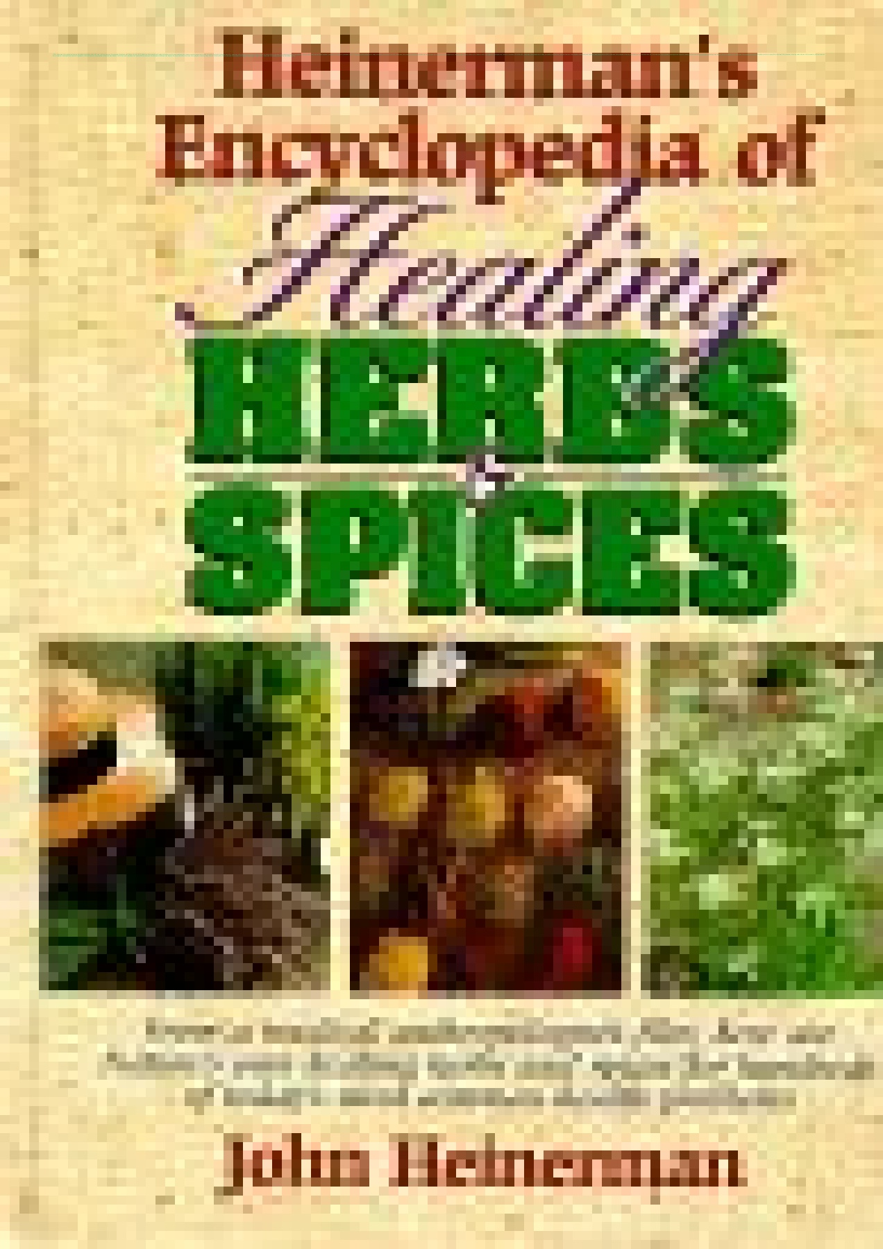 Encyclopedia Of Herbs And Spices Pdf