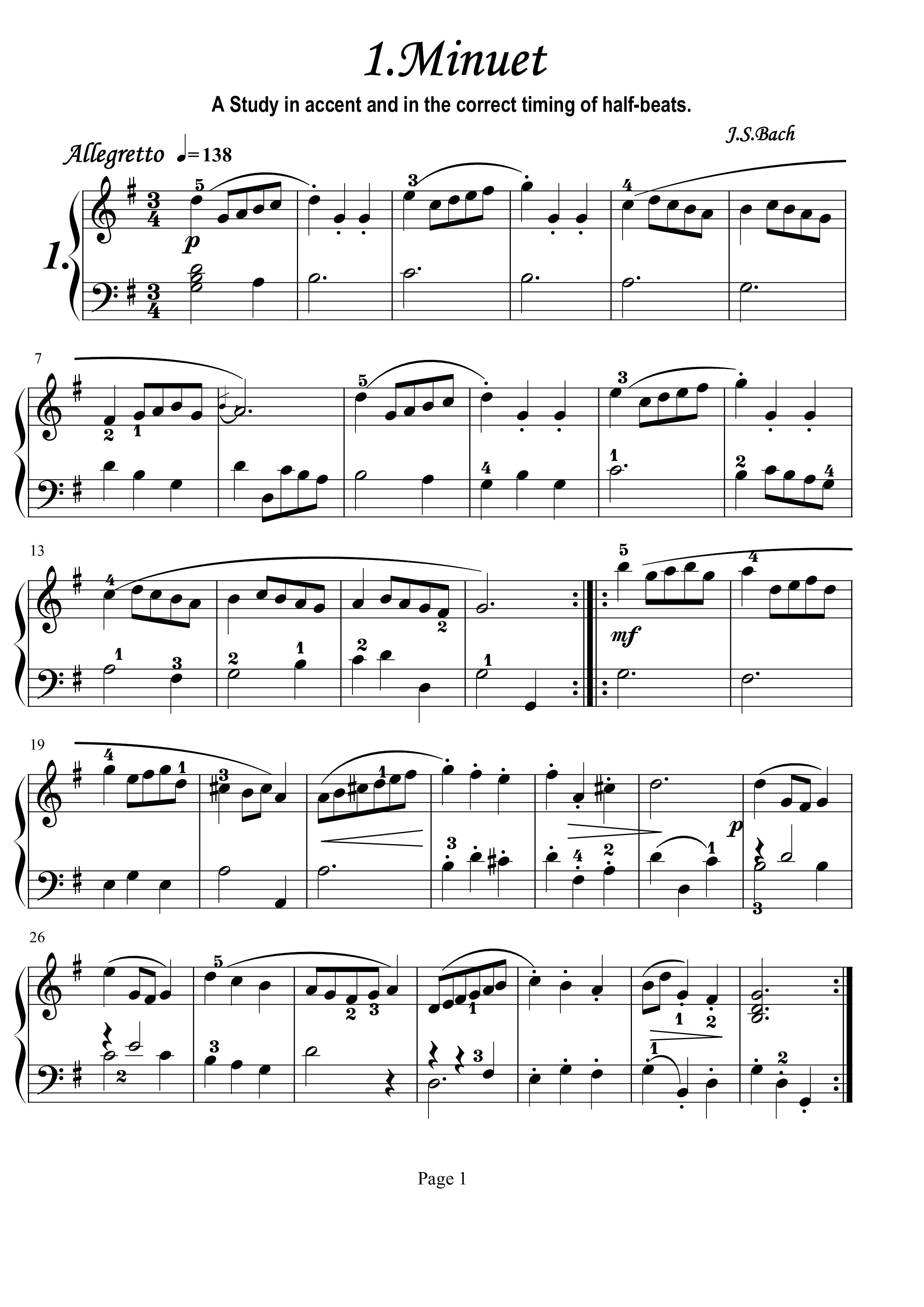 First Lessons In Bach Pdf Free