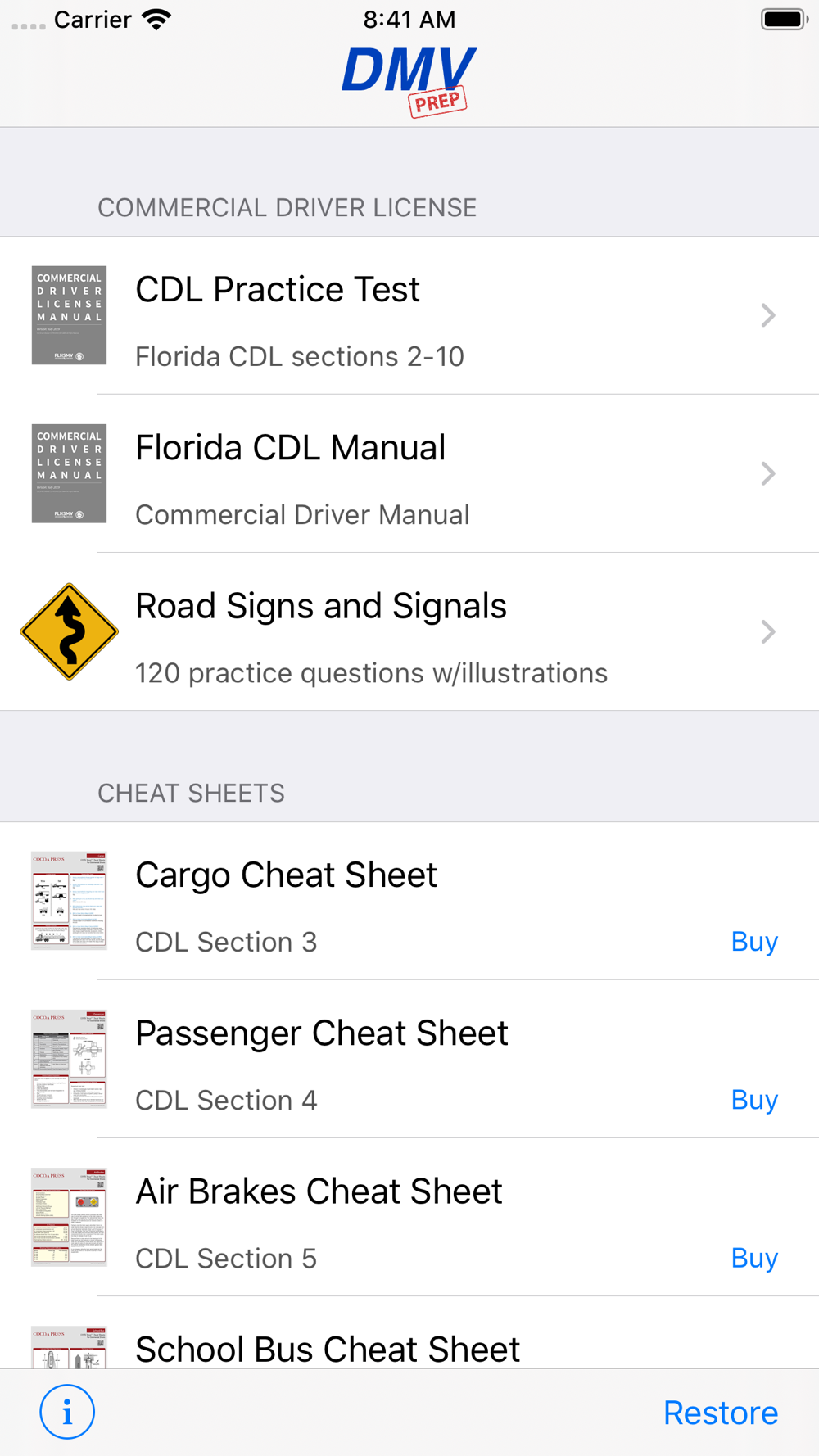 Florida Cdl General Knowledge Test Answers