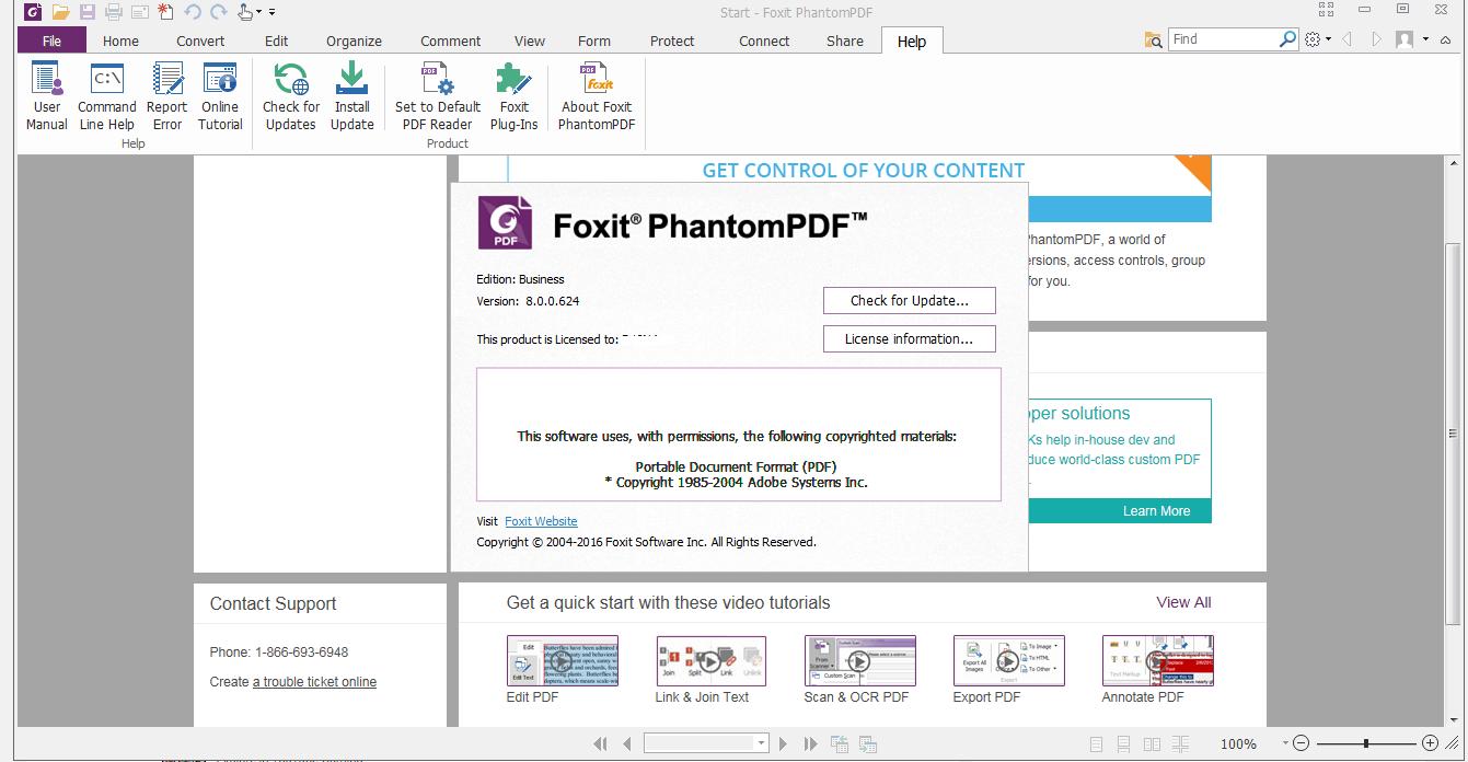 Foxit Phantom Pdf Editor Free Download