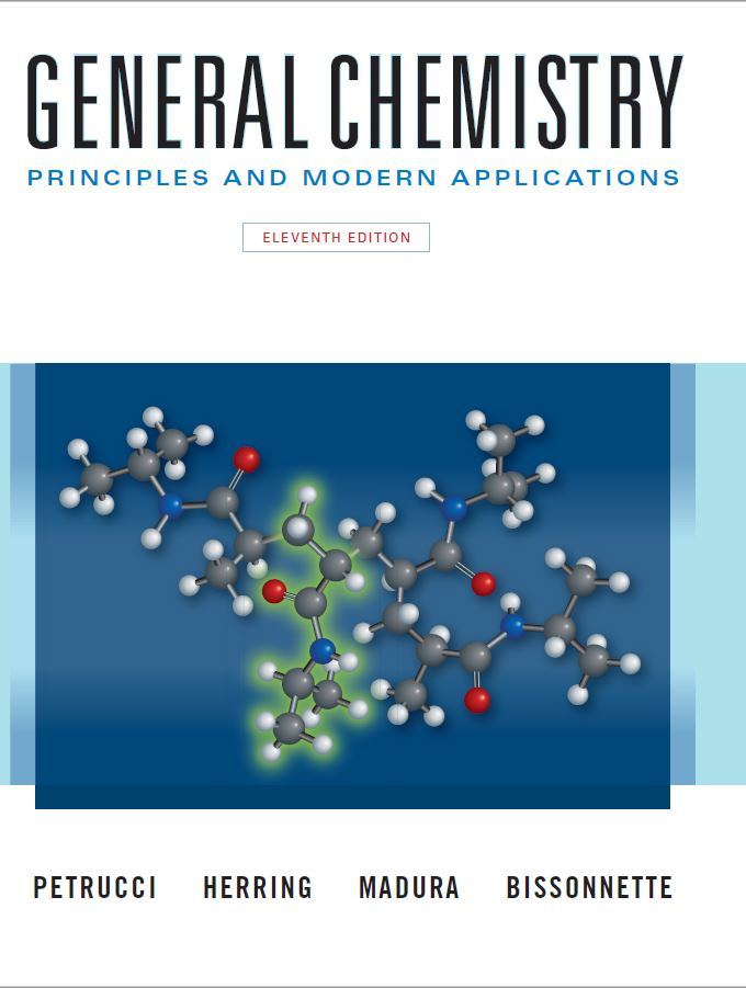 General Chemistry 11th Edition Pdf Download