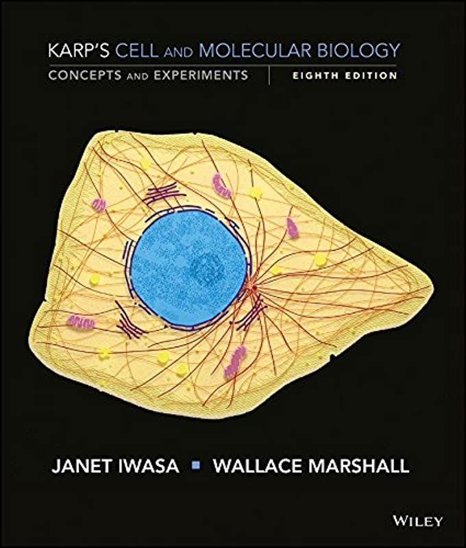 Gerald Karp Cell And Molecular Biology Pdf