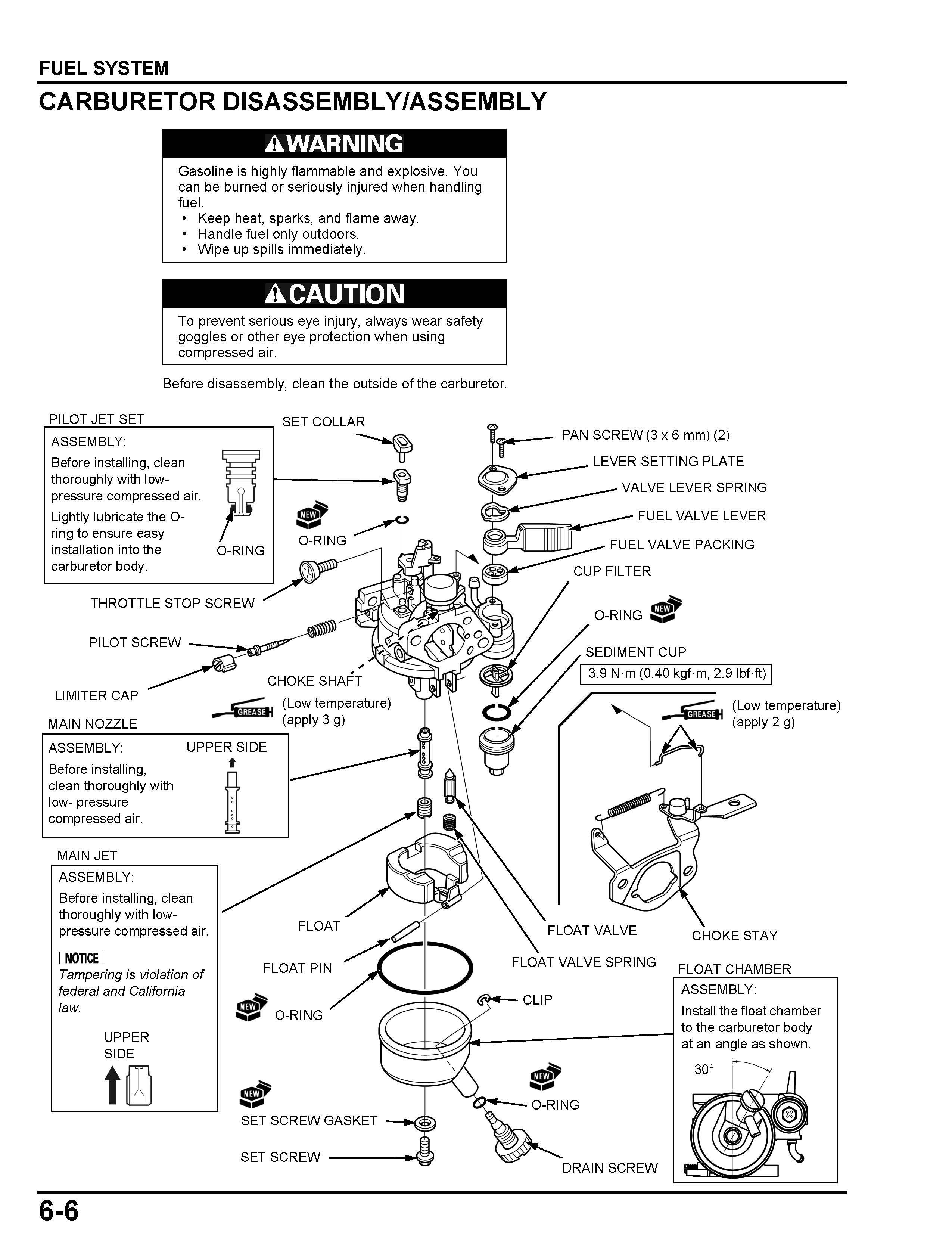 Honda Snowblower Repair Manual Pdf