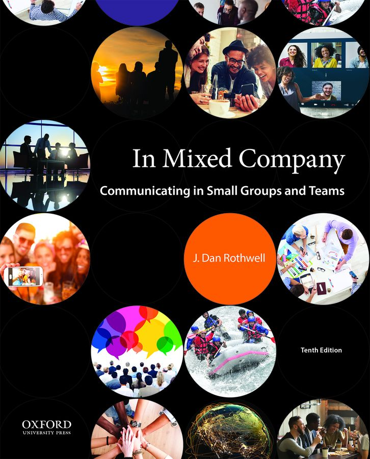 In Mixed Company Communicating In Small Groups 10th Edition Pdf