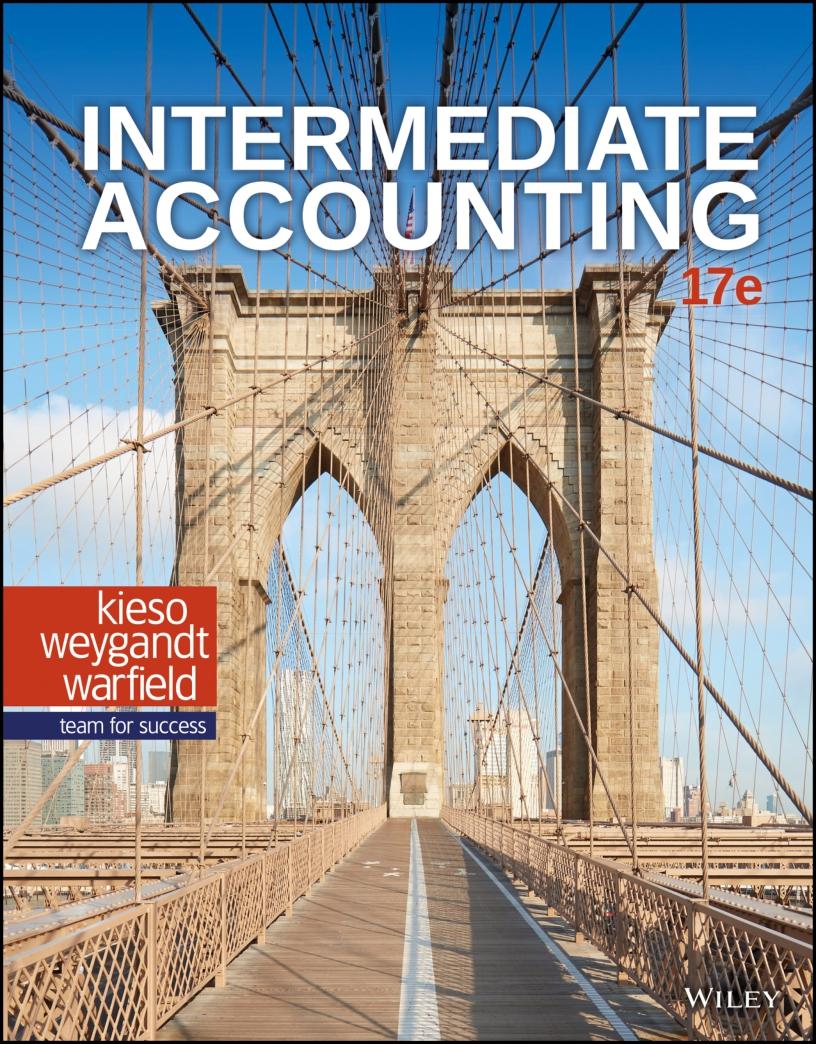 Intermediate Accounting 16th Edition Kieso Pdf Download
