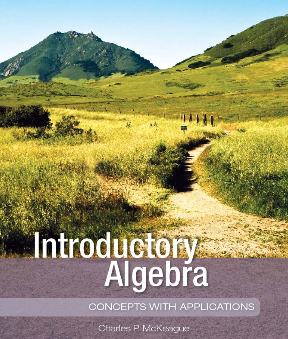 Intermediate Algebra Concepts With Applications Charles P. Mckeague Pdf