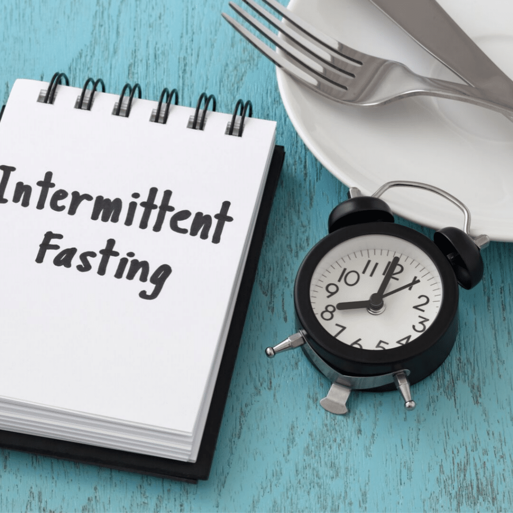 Intermittent Fasting Schedule Pdf