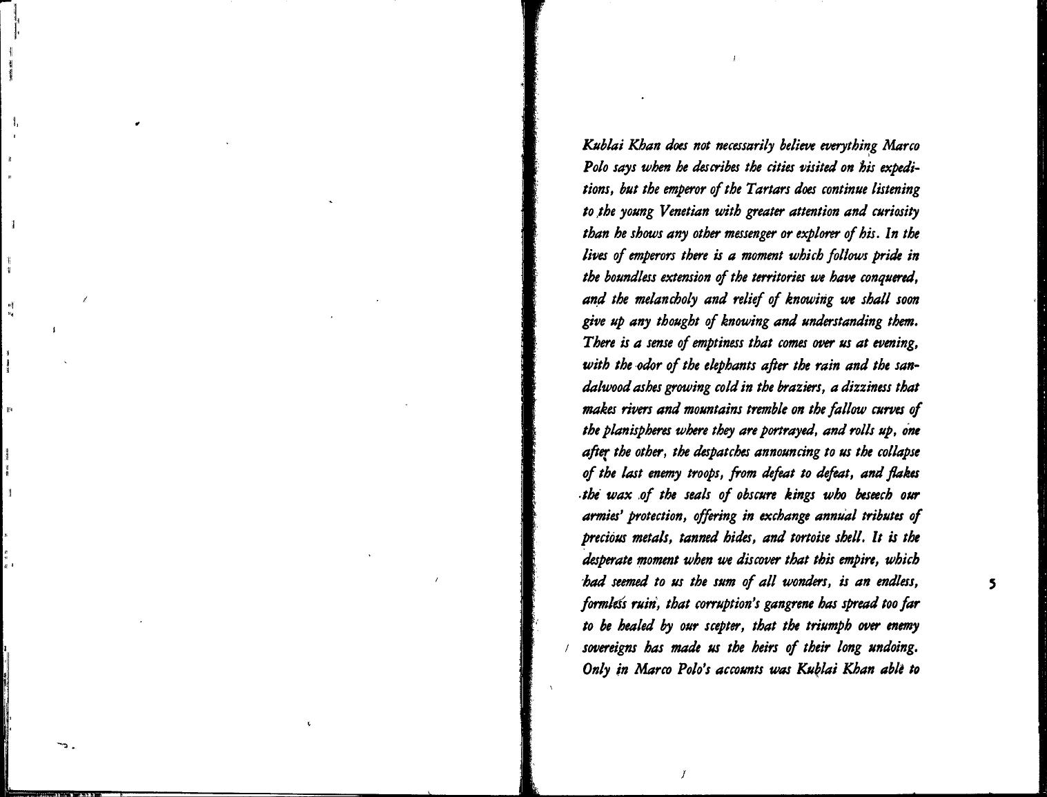 Italo Calvino Invisible Cities Pdf