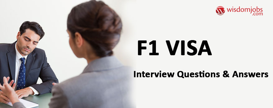 J1 Visa Interview Questions And Answers Pdf
