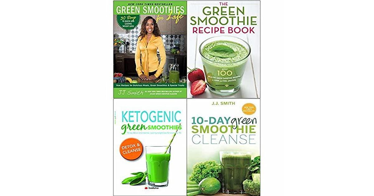 Jj Smith Green Smoothie Book Pdf