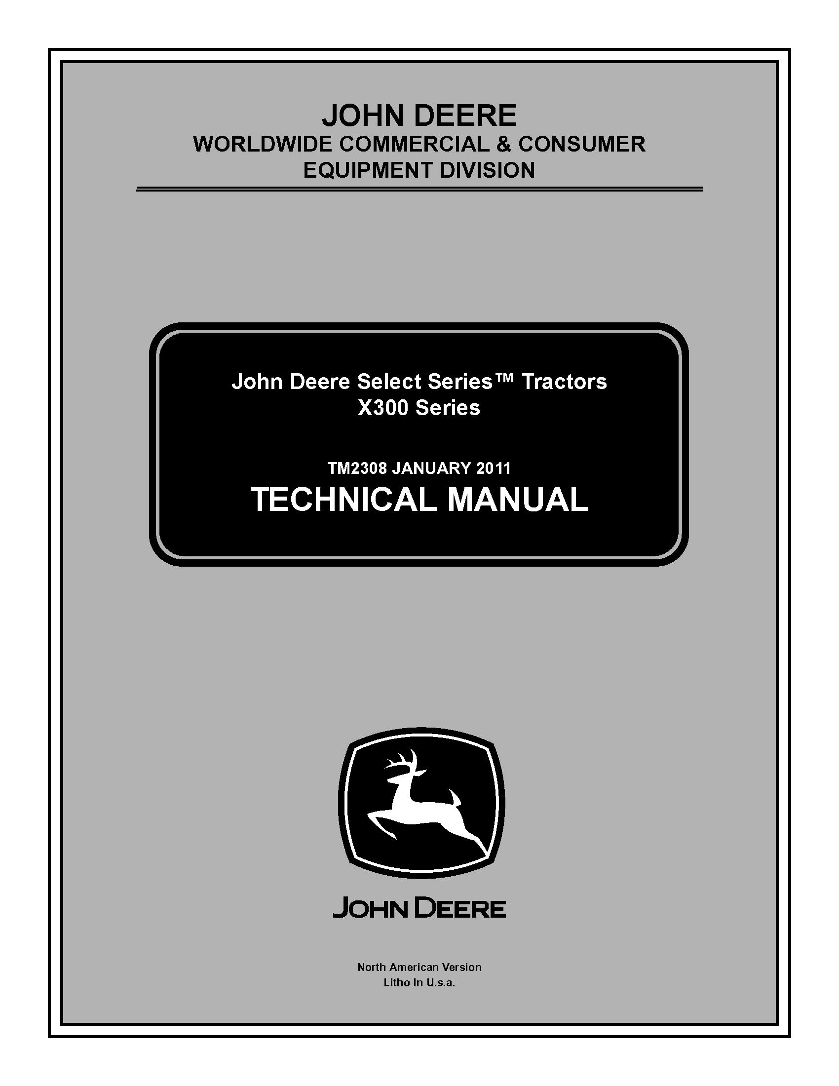 John Deere 2320 Service Manual Pdf
