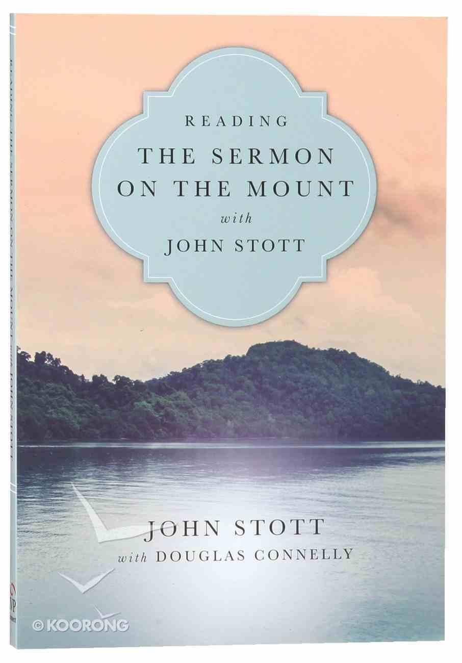 John Stott Sermon On The Mount Pdf