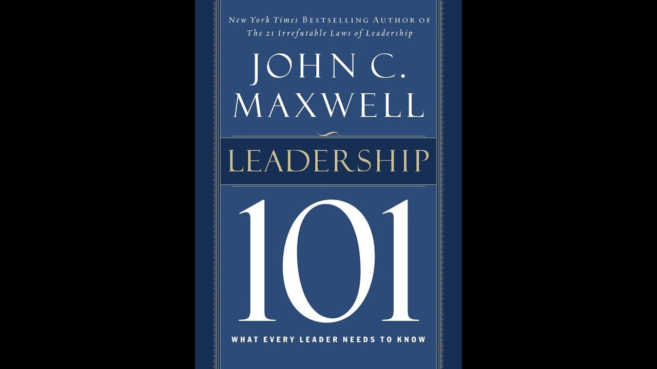Leadership 101 Pdf Free Download