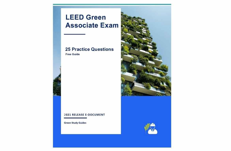Leed Exam Sample Questions Pdf