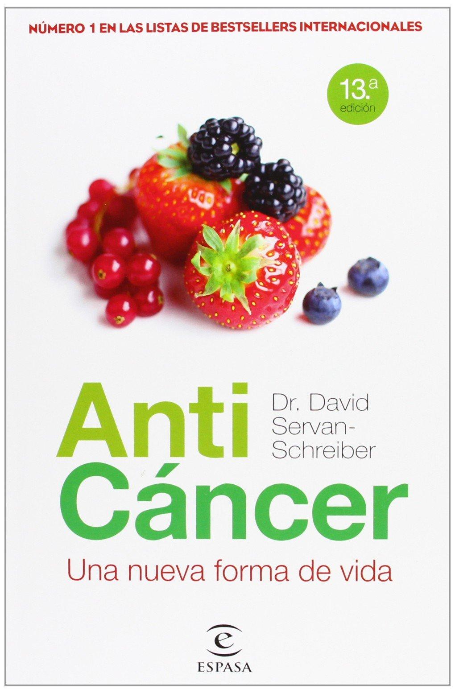 Libro Anticancer David Servan Schreiber Pdf