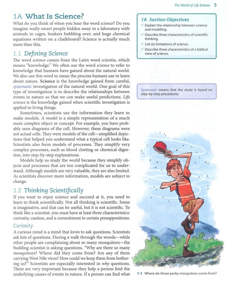 Life Science Textbook 7th Grade Pdf