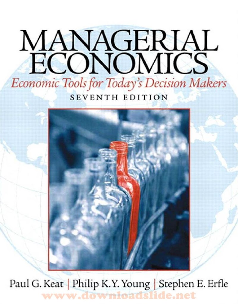 Managerial Economics 7th Edition Solution Manual Pdf