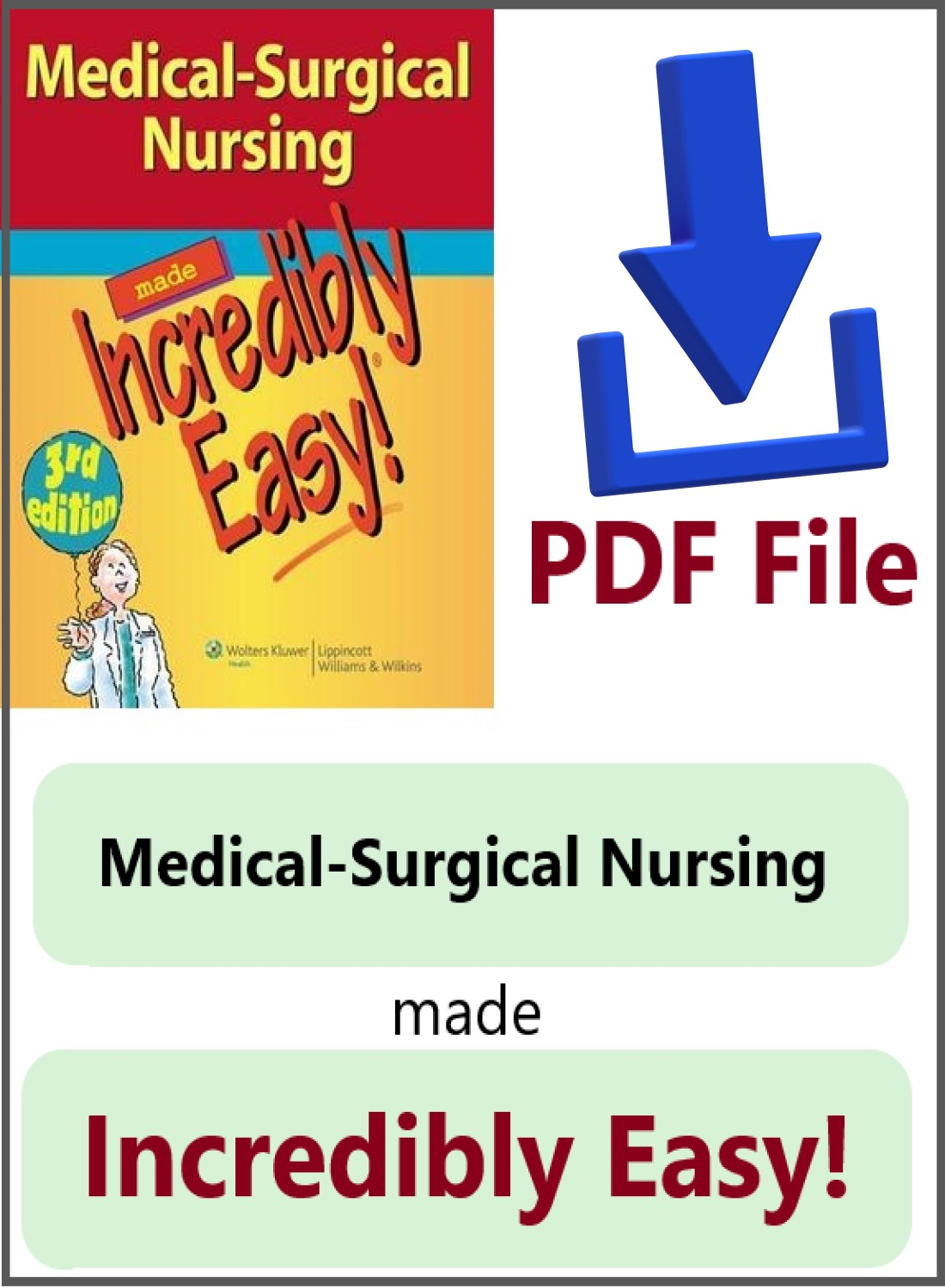 Med Surg Made Incredibly Easy Pdf