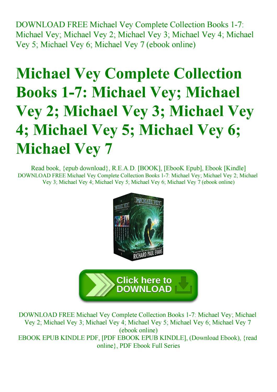 Michael Vey Book 7 Pdf Free