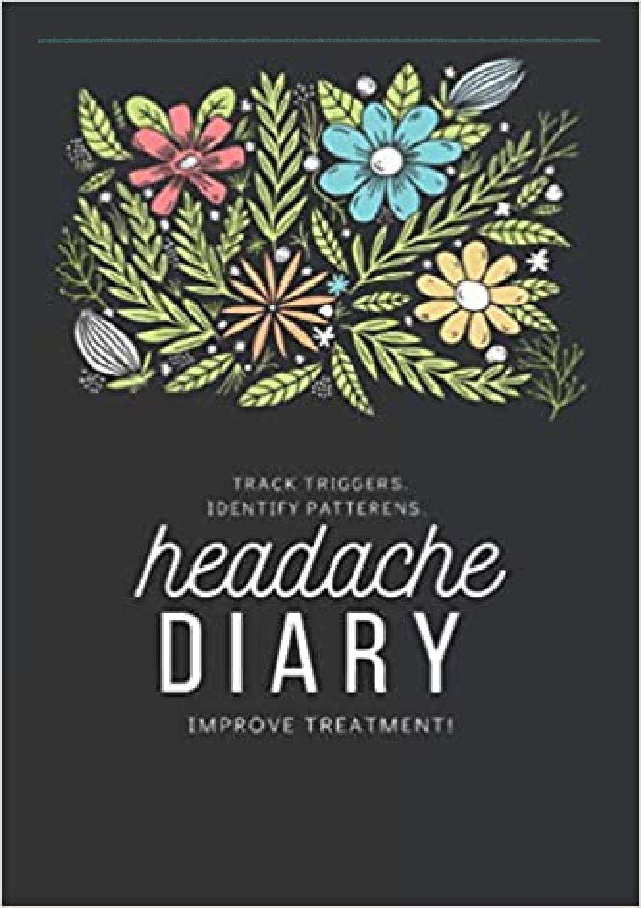 Migraine Tracker Pdf