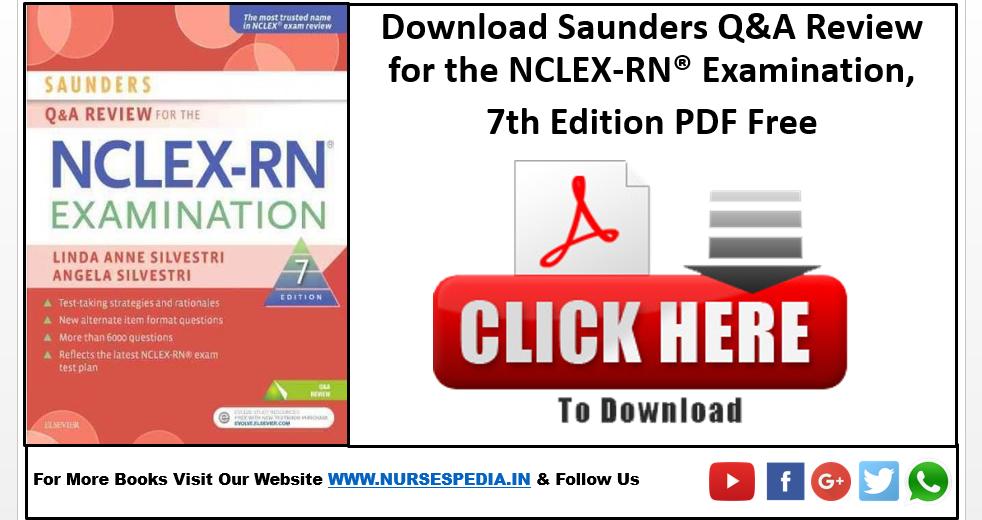 Nclex Rn Examination 7th Edition Pdf