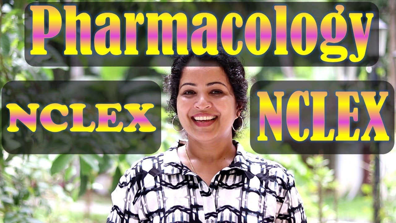 Nclex Rn Pharmacology Study Guide Pdf
