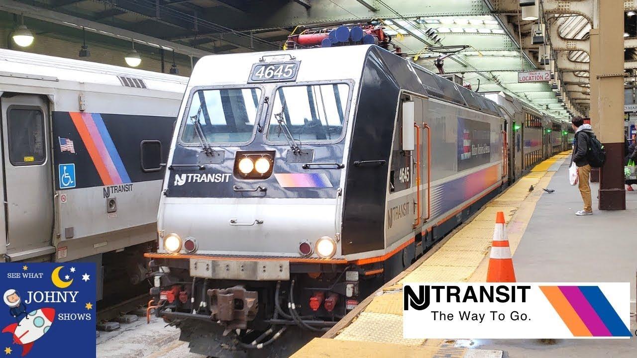 New Jersey Transit Job Application Pdf