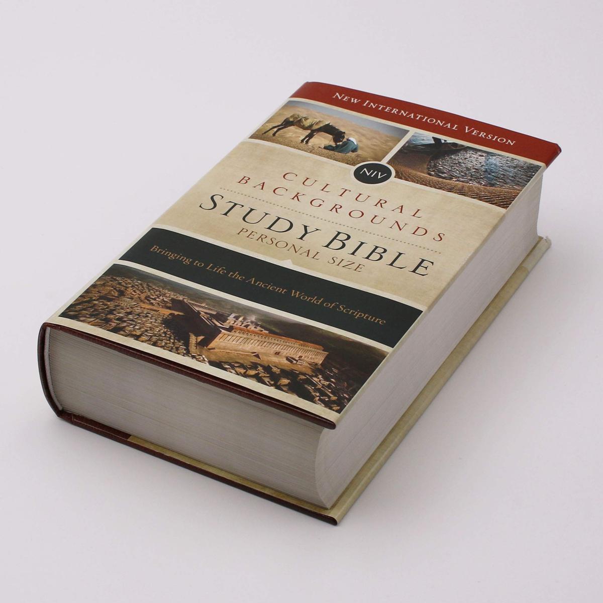 Niv Cultural Backgrounds Study Bible Pdf