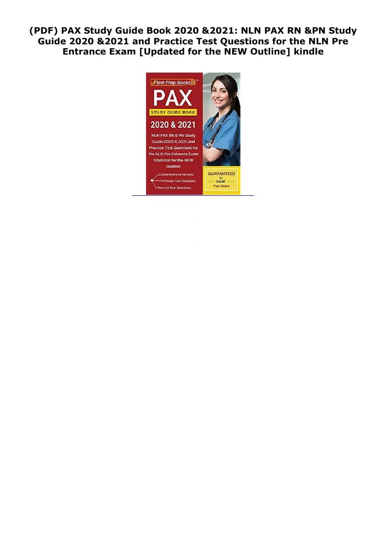 Pax Pdf Book