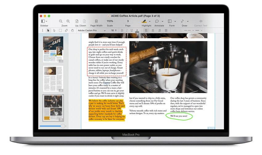 Pdf Filler Macbook